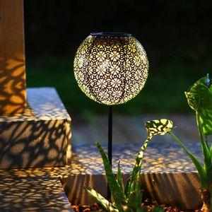 LAMPE DE JARDIN  LAMPADAIRE DE JARDIN - LAMPE DE JARDIN Jardin sola