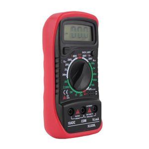 MULTIMÈTRE XL830L Multimètre numérique Instrument de mesure d
