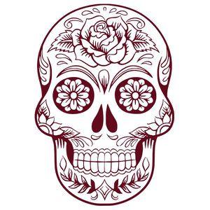 Tete De Morts Mexicaine
