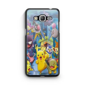 COQUE - BUMPER Coque Samsung Galaxy J3 2016  Pokemon go team poke