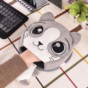 TAPIS DE SOURIS Tapis de Souris Chauffant USB pour PC HP OMEN Chat