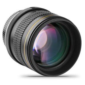 OBJECTIF Lentille de téléobjectif asphérique 85 mm f / 1.8