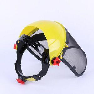 masque protection tronconneuse