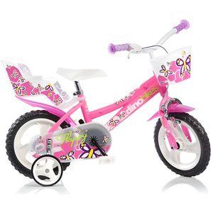 VÉLO ENFANT DINOBIKES Vélo 12'' Enfant Fille