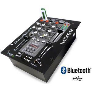 TABLE DE MIXAGE Table de mixage à 2 voies / 5 canaux DJM-150 USB-B