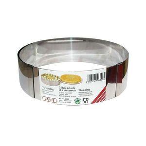 MOULE  BEKA Cercle à tartes et à entremets hauteur 9cm gr