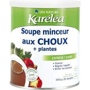 SOUPE LEA LIGNE Soupe Minceur choux - 300 g