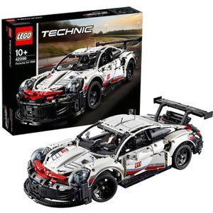 ASSEMBLAGE CONSTRUCTION LEGO® Technic 42096 Porsche 911 RSR