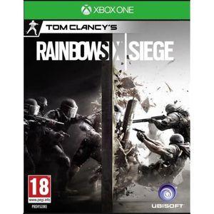 JEU XBOX ONE À TÉLÉCHARGER Rainbow Six Siege Xbox One - Code de téléchargemen