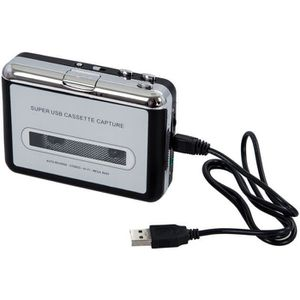 LECTEUR MP3 LECTEUR USB TAPE CASSETTE CONVERTISSEUR EN MP3 AUD