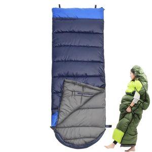 SAC DE COUCHAGE Sac de Couchage Adultes étanche,zip à droite,épais
