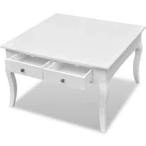 table basse blanc style baroque table d appoint av