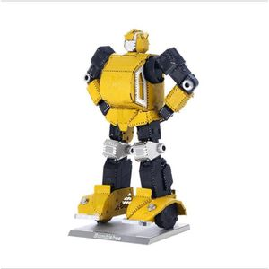 robot transformers bumblebee achat vente jeux et jouets pas chers. Black Bedroom Furniture Sets. Home Design Ideas