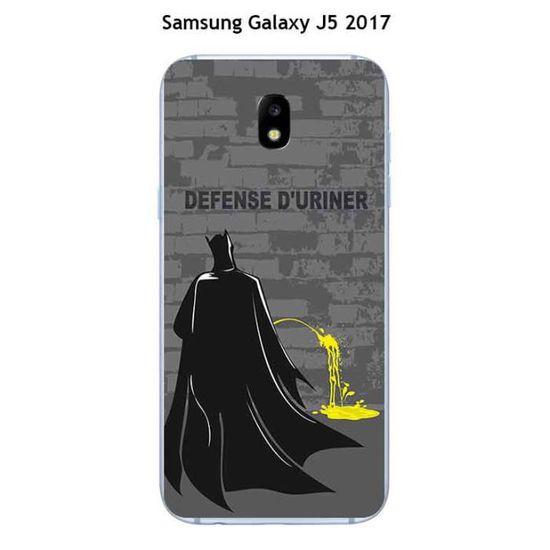 coque samsung galaxy j5 2017 design batman