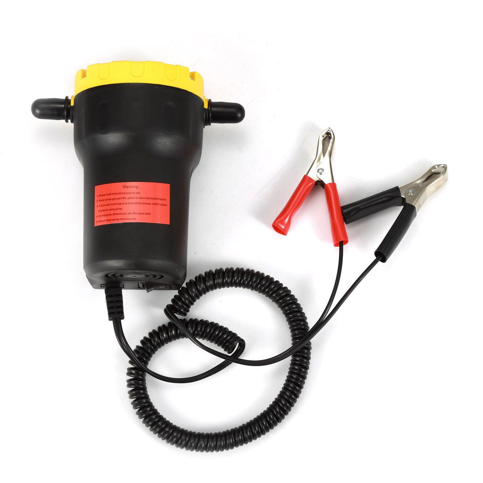 JL Pompe de vidange huile moteur par aspiration 12V - JLDFN823AA2080