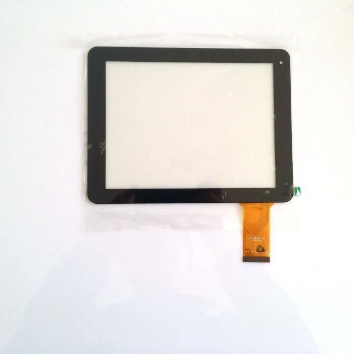 Noir EUTOPING ® Nouveau 8 Pouces Écran tactile numérique Remplacer tablette pour 8- MEMUP SlidePad NG 808DC