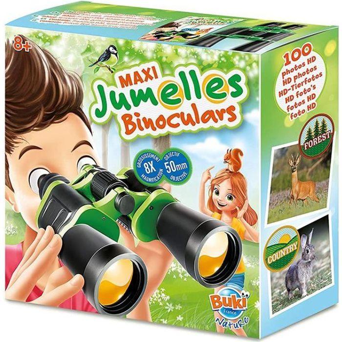 BUKI FRANCE Maxi Jumelles binoculars