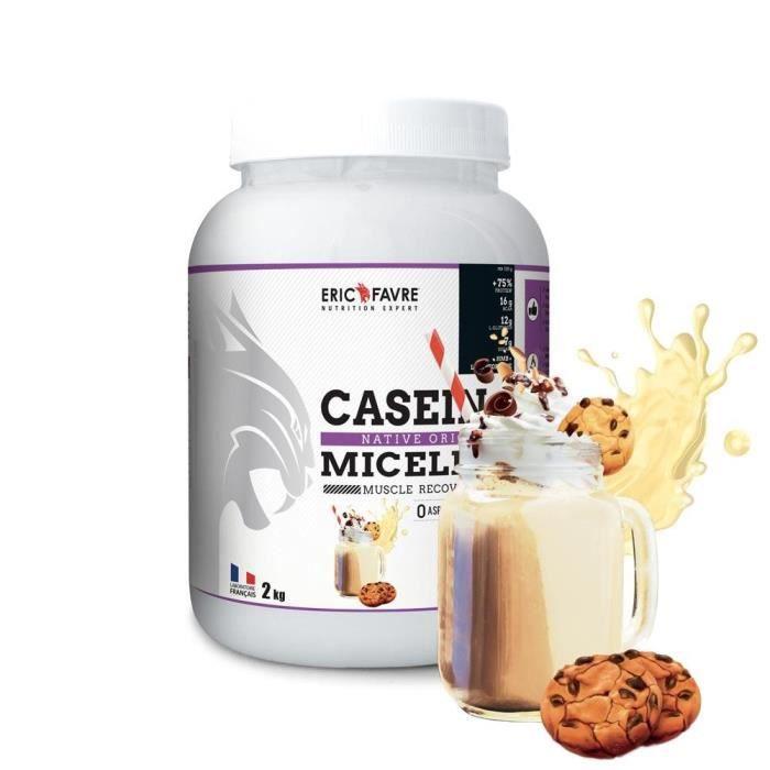 Casein + - Eric Favre 2kg Cookies & Cream