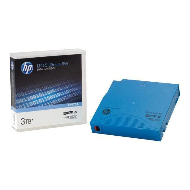 HP LTO-5 Ultrium RW C7975A - Cartouche de Stockage