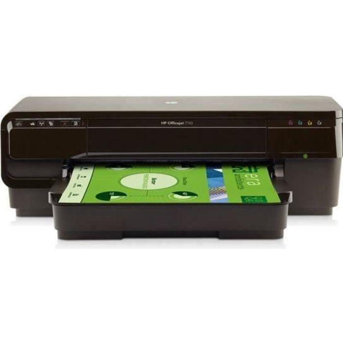 Hp Imprimante A3 Officejet Pro 7110