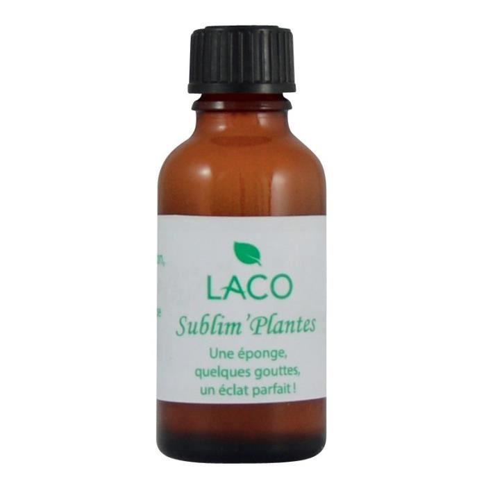 Sublim'Plantes - Nettoyant pour feuilles de plantes