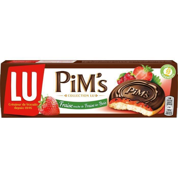 Pim's fraise 150 g Pim's