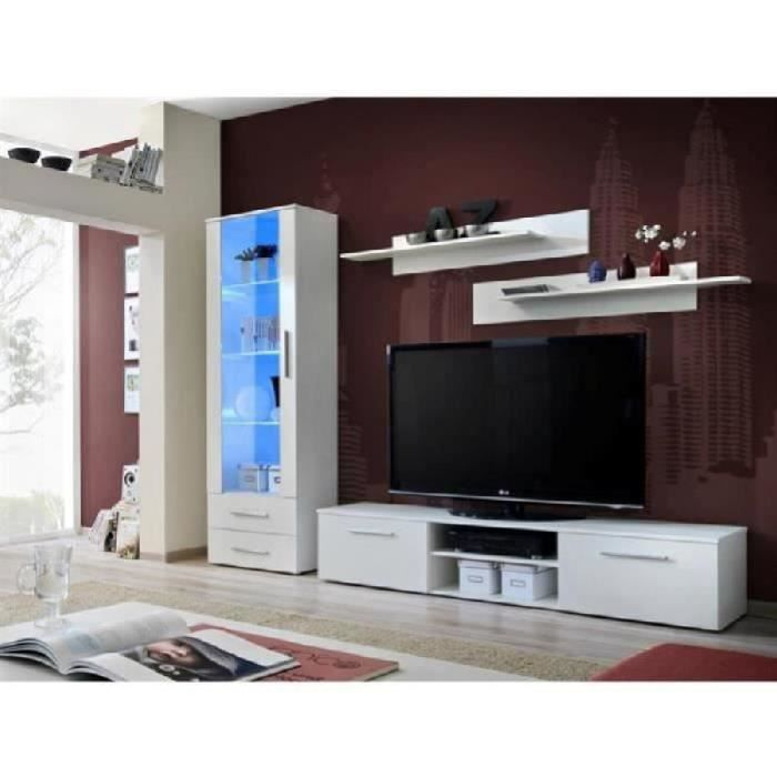 Meuble TV Galino A Blanc