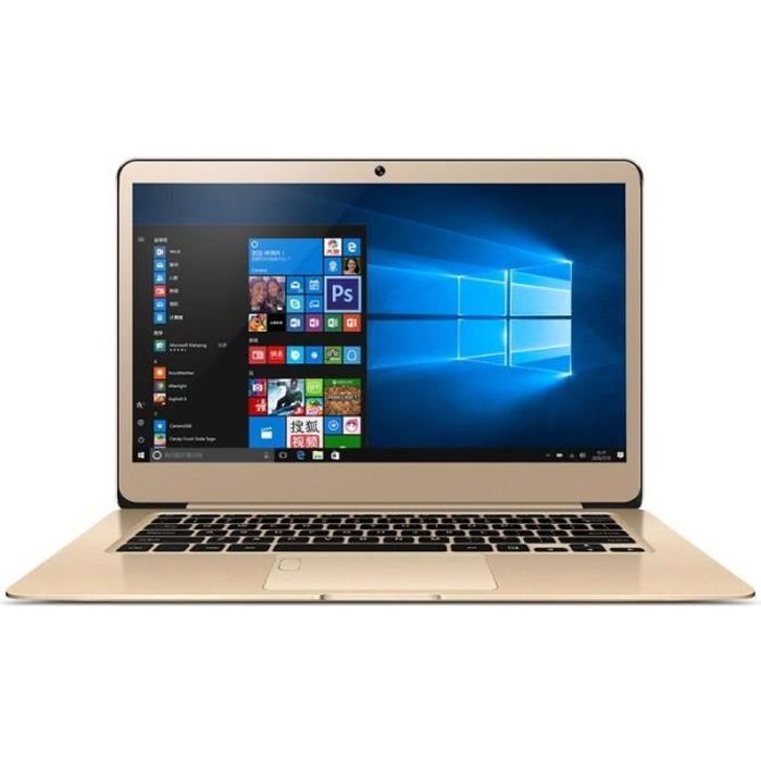 Ordinateur Portable ONDA Xiaoma 31 13,3 pouces 4 Go + 64 Go Empreinte Digitale Windows 10 Intel Pentium N4200 Quad Core 2,5 GHz
