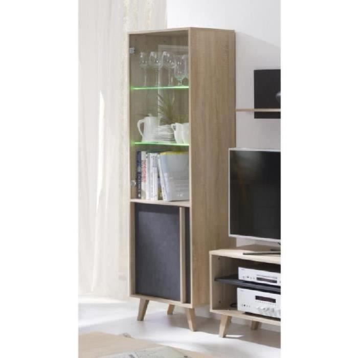 price factory vitrine biblioth que vaisselier malmo. Black Bedroom Furniture Sets. Home Design Ideas