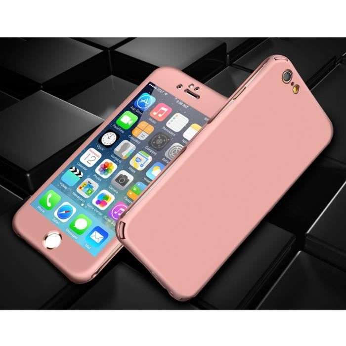 coque integrale iphone 6 or
