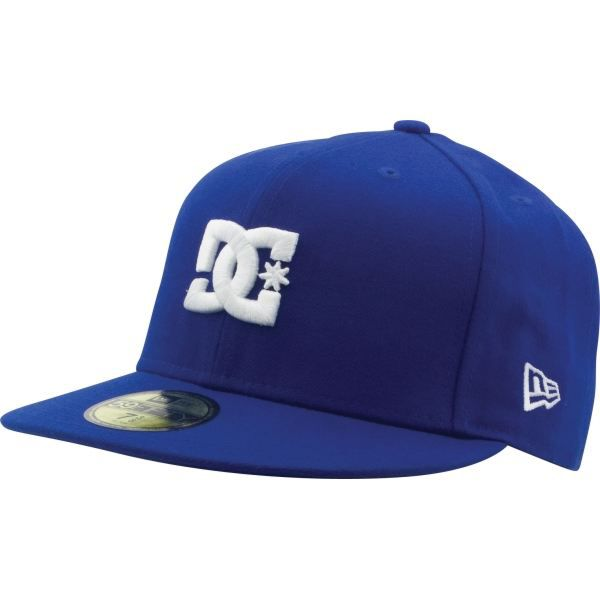 casquette dc shoes finaly new era royal achat vente. Black Bedroom Furniture Sets. Home Design Ideas