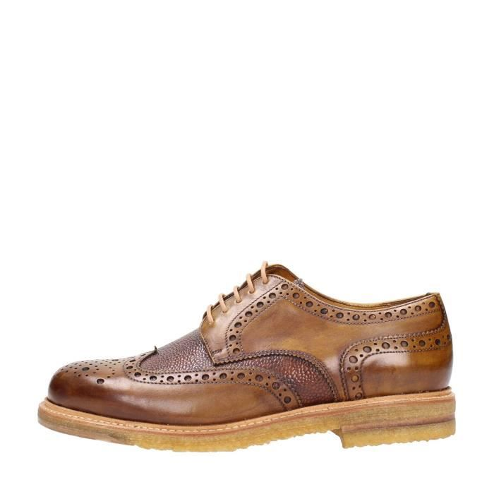 Berwick 1707 Lace Shoes Homme Brown Noir oYuofH0m