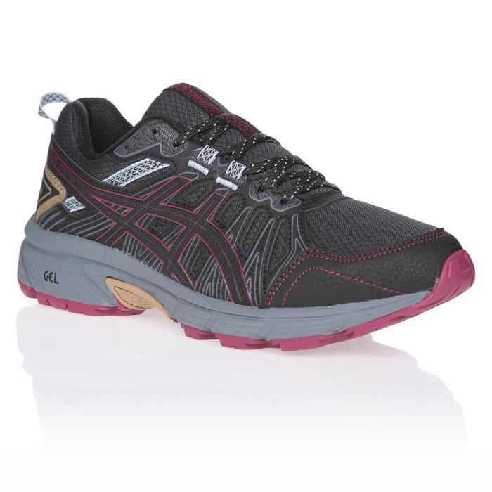 Chaussure trail femme asics - Cdiscount