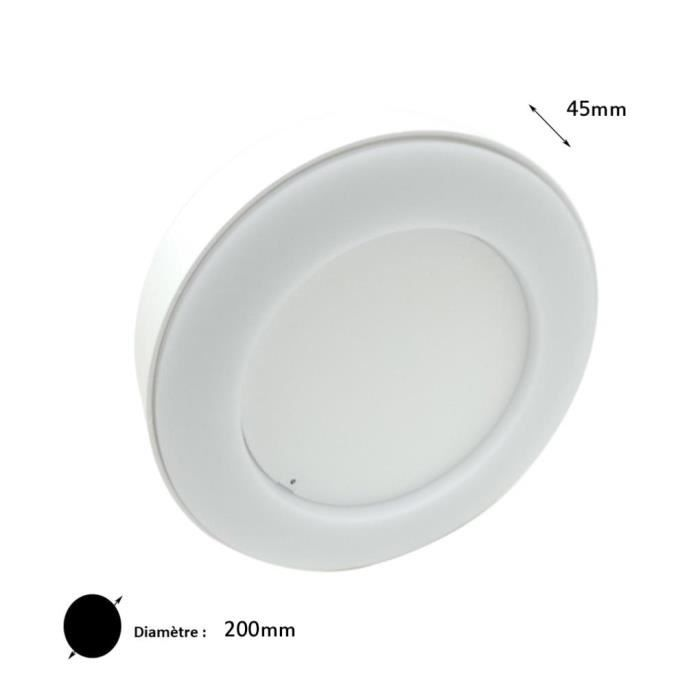 Murale Cob Ip65 15w Applique Led f7yb6g