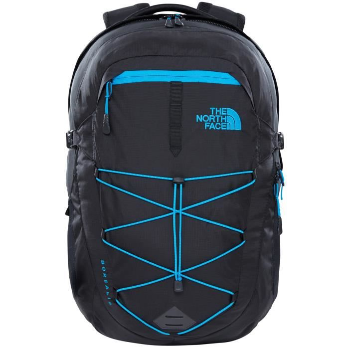 48f00719cb The North Face Sac à dos Borealis Femme TNF Black/Hyper Blue - Prix ...