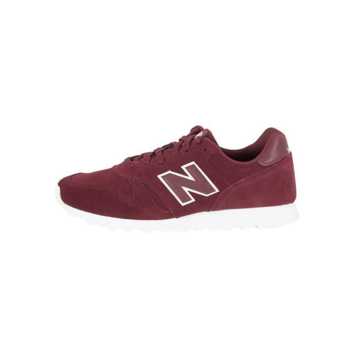 New Balance Homme 373 formateurs, Rouge