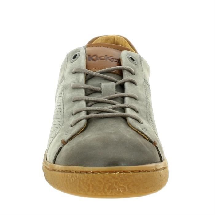 chaussures à lacets san marco homme kickers 610180