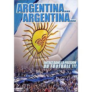 DVD DOCUMENTAIRE ARGENTINA ... ARGENTINA ...