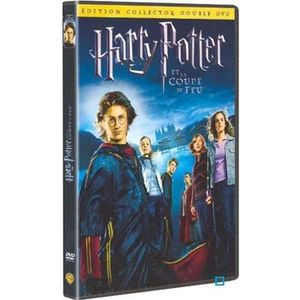 DVD FILM DVD Harry Potter et la coupe de feu - harry pot...