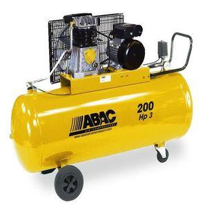 COMPRESSEUR Compresseur air bicylindre  200L 3CV monophasé