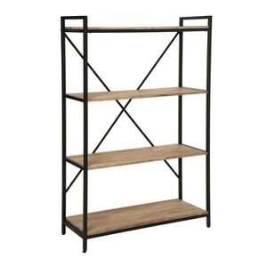 etagere industriel achat vente etagere industriel pas cher cdiscount. Black Bedroom Furniture Sets. Home Design Ideas