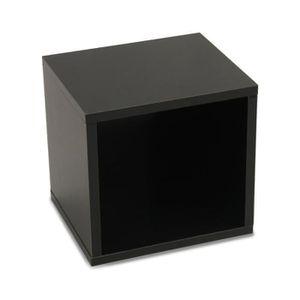 CASIER POUR MEUBLE Étagère cube M73, rangement, combinable, 34x29x33c
