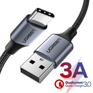 CÂBLE TÉLÉPHONE Juce® 1.5M Câble USB Type C Charge Rapide 3A Nylon
