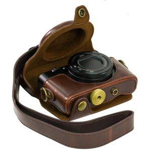 COQUE - HOUSSE - ÉTUI Étui pour appareil photo Sony RX100 RX100II RX100I