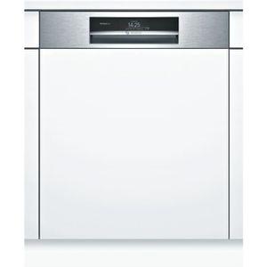 Bosch sce52m65eu modulaire installation lave-vaisselle Lave-vaisselle inox hauteur 60cm