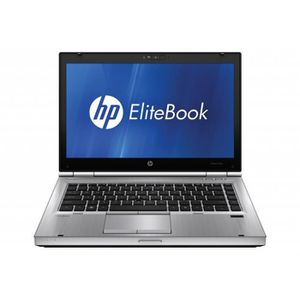 ORDINATEUR PORTABLE HP EliteBook 8460p - 4Go - 120Go SSD