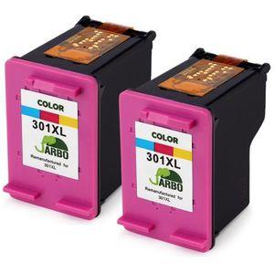 CARTOUCHE IMPRIMANTE Cartouche HP 301 couleur pour HP DeskJet 2547 2548