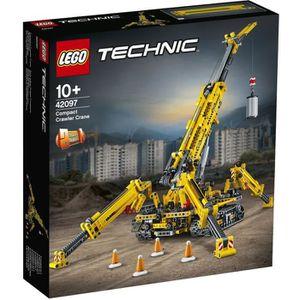 ASSEMBLAGE CONSTRUCTION LEGO® Technic 42097 La grue araignée