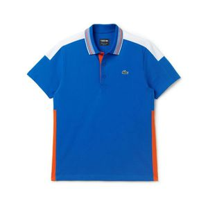 3d19ed9473 Polo Lacoste YH5523 2RY VICTORIEN Bleu - Achat / Vente polo - Cdiscount