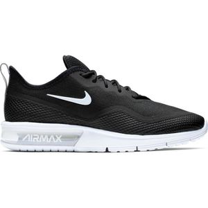 BASKET NIKE Baskets Air Max Sequent 4,5 - Homme - Noir